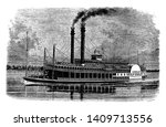 Riverboat Is A Watercraft...
