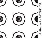 geometric seamless pattern ... | Shutterstock .eps vector #1409785130