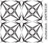 geometric seamless pattern ... | Shutterstock .eps vector #1409785139
