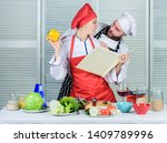 improve cooking skill. book...   Shutterstock . vector #1409789996