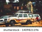 omo valley  ethiopia   november ...   Shutterstock . vector #1409821196