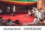 lalibela  ethiopia   november...   Shutterstock . vector #1409828180