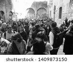 Verona  Italy   Circa March...