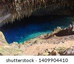 Gruta Do Lago Azul Natural...