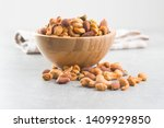 Spicy Flavoured Nuts. Mix Of...