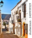 view of traditional buildings... | Shutterstock . vector #1409959529