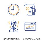 manual doc  support consultant... | Shutterstock .eps vector #1409986736