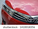 Pasay  Ph   May 26  Red Toyota...