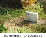 Gravestone With The Word Father ...