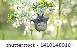 my neighbor totoro. toy totoro  ... | Shutterstock . vector #1410148016