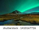Aurora Borealis in Iceland shot on Sony Camera