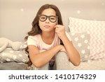 endearing geekiness. little... | Shutterstock . vector #1410174329