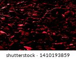 bloody red stones and water....   Shutterstock . vector #1410193859