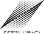 abstract diagonal halftone... | Shutterstock .eps vector #1410196949