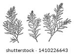 a picture showing branch of... | Shutterstock .eps vector #1410226643