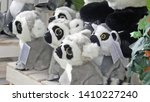 stuffed toy stuffed zoo animal... | Shutterstock . vector #1410227240