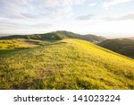Grassy Hills On Kaiserstuhl...