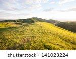Grassy Hills On Kaiserstuhl...