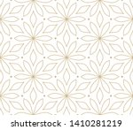 modern simple geometric vector... | Shutterstock .eps vector #1410281219