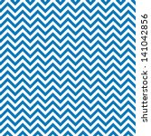 Blue Chevrons Seamless Pattern...