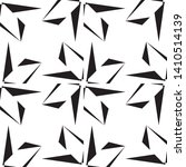 geometric seamless pattern ... | Shutterstock .eps vector #1410514139