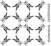 geometric seamless pattern ... | Shutterstock .eps vector #1410514163