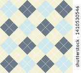 seamless checkered pattern of... | Shutterstock .eps vector #1410530546