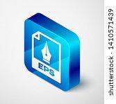 isometric eps file document... | Shutterstock .eps vector #1410571439