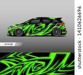 racing car livery design....