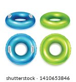 inflatable modern colorful... | Shutterstock .eps vector #1410653846