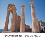 Ancient Temple Of Apollo At...