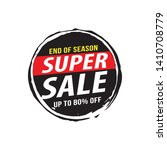sale and special offer tag ... | Shutterstock .eps vector #1410708779