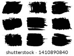 collection of vector grunge... | Shutterstock .eps vector #1410890840