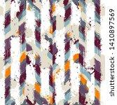 template seamless abstract... | Shutterstock .eps vector #1410897569