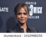 los angeles   may 15   halle...   Shutterstock . vector #1410988250
