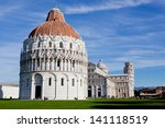 Pisa   Baptistry  Cathedral ...