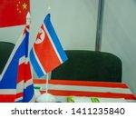 The Venue Is North Korea  Dprk...