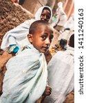 lalibela  ethiopia   november...   Shutterstock . vector #1411240163