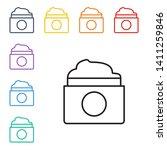 line illustration of eight...   Shutterstock .eps vector #1411259846