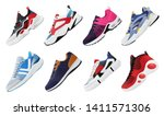 Vector Fitness Sneakers Shoes...