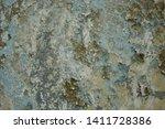 grunge concrete wall background ... | Shutterstock . vector #1411728386