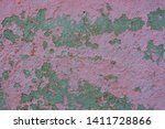 grunge concrete wall background ... | Shutterstock . vector #1411728866
