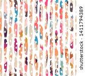 template seamless abstract...   Shutterstock .eps vector #1411794389