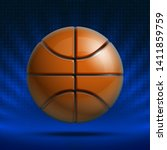 basketball modern sports poster ... | Shutterstock .eps vector #1411859759