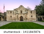 The Spanish Mission Era Church...