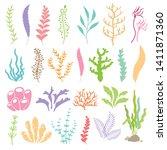 vector illustration of... | Shutterstock .eps vector #1411871360