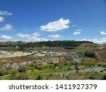lanscape photo of santa clarita ...   Shutterstock . vector #1411927379