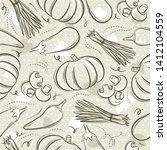 beige seamless patterns with...
