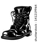 vector illustration black... | Shutterstock .eps vector #141219964