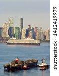 Seaspan Tug Boats Prepare A...